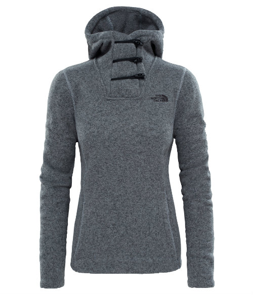 Gibb Outdoors - The North Face Women's Crescent Hooded Pullover