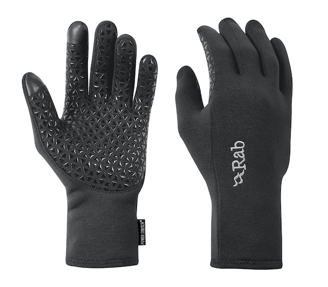 Rab Power Stretch Contact Grip Gloves