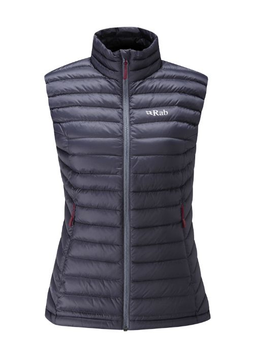 Gibb Outdoors - Rab Womens Microlight Vest