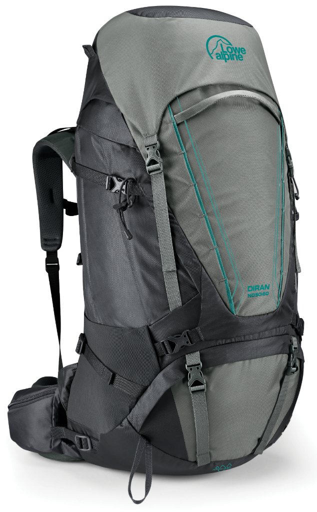 Gibb Outdoors - Lowe Alpine Diran ND 50-60