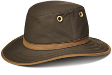 Gibb Outdoors  - Tilley TWC7 Olive/Tan