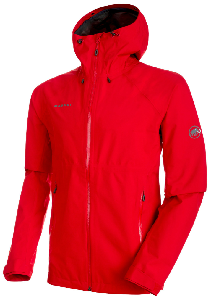 Gibb Outdoors - Mammut - Convey Tour HS Hooded Jacket Magma