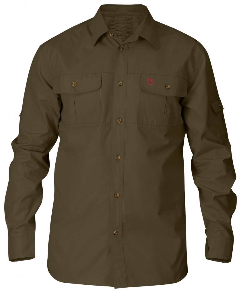 Gibb Outdoors - Singi Trekking Shirt LS