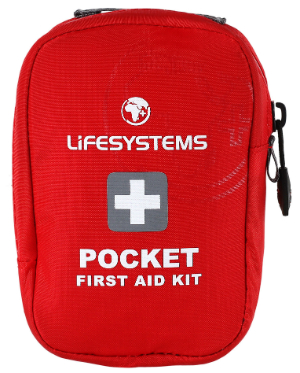 Gibb Outdoors - Lifesystems Pocket First Aid Kit.
