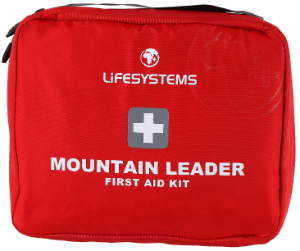Gibb Outdoors - Lifesystems Mountain Leader First Aid Kit.