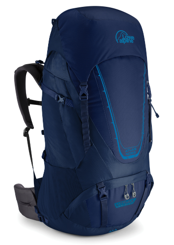 Gibb Outdoors - Lowe Alpine Atlas Blueprint ND 65