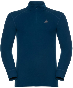 Gibb Outdoors - Odlo L/S Turtle Neck.